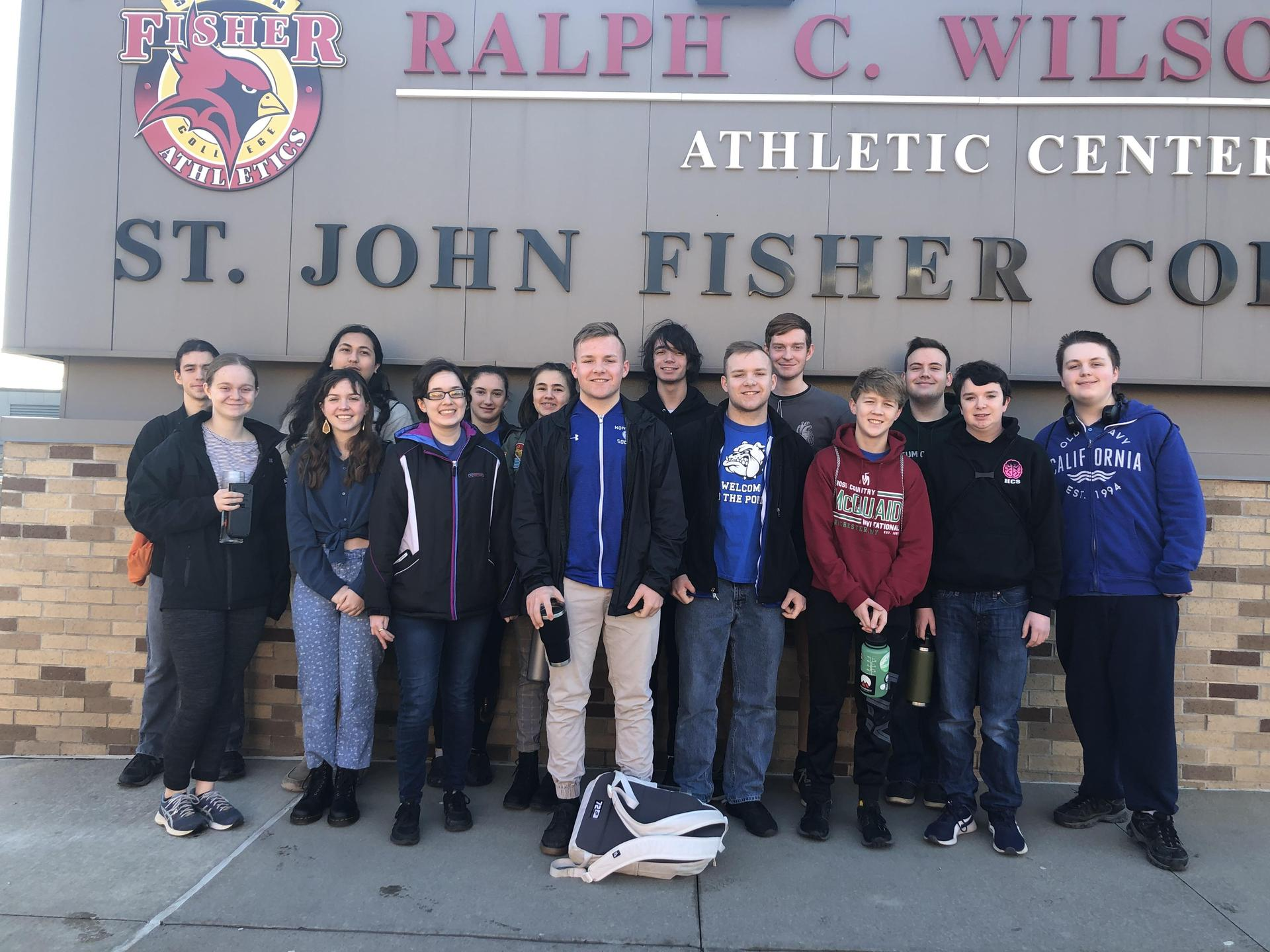 March 2020 All-Star Math Competition at St. John Fisher