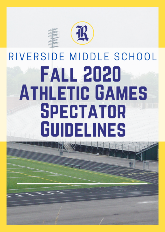 Fall 2020 Athletic Games and Spectator Guidelines Featured Photo