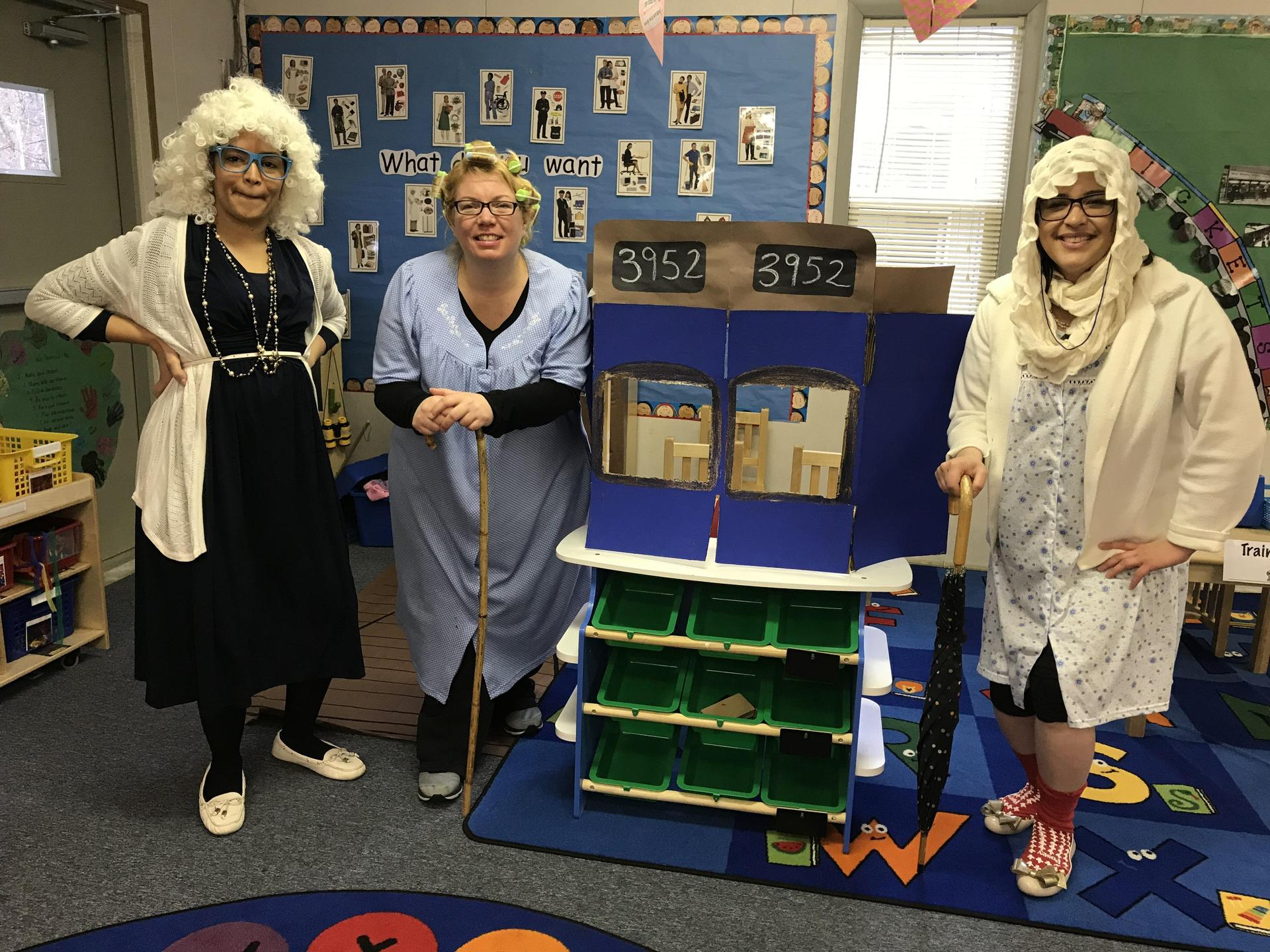 a hundred day of school