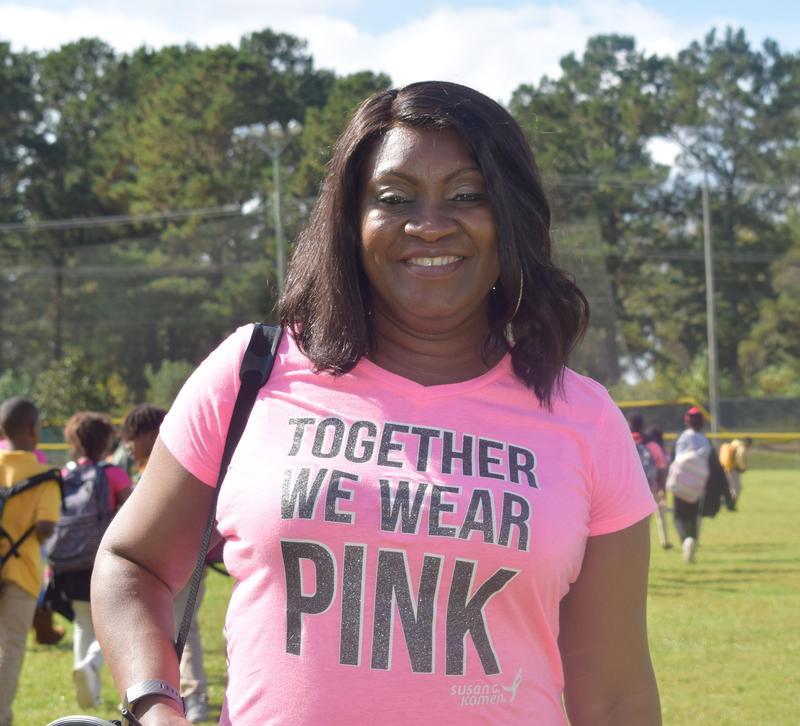 Otken Elementary Breast Cancer Balloon Release 2019!