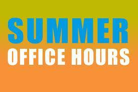 GVHS 2019 Summer Office Hours Featured Photo