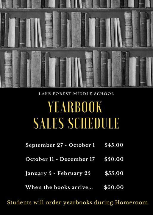 Yearbook Sales Featured Photo