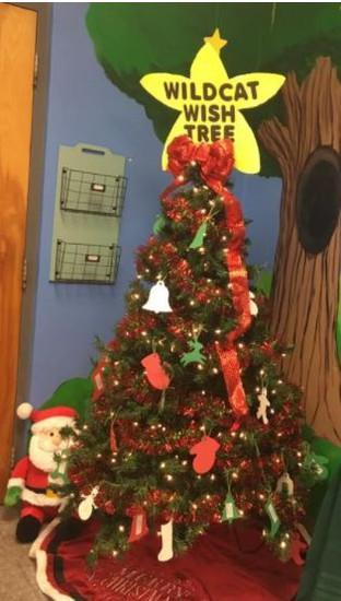 Wildcat Wish Tree