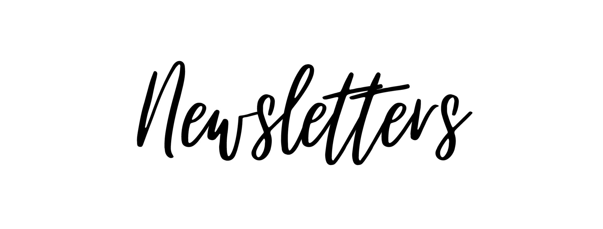 Newsletter Title