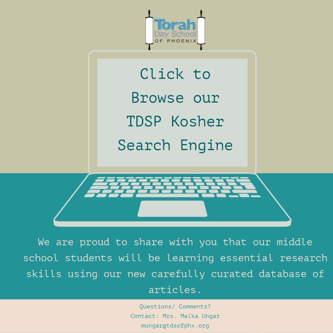 click here for kosher database