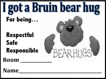 Bruin Bear Hugs Featured Photo