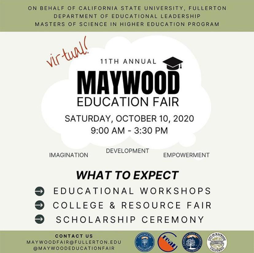 Maywood Education Fair
