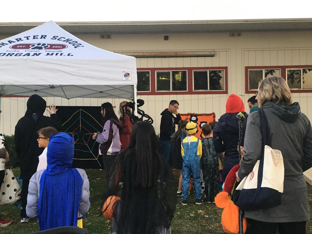 games at trunk or treat