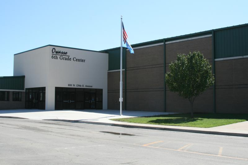 Sixth grade center
