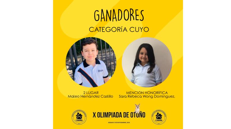 Olimpiada de Otoño de Matemáticas Featured Photo