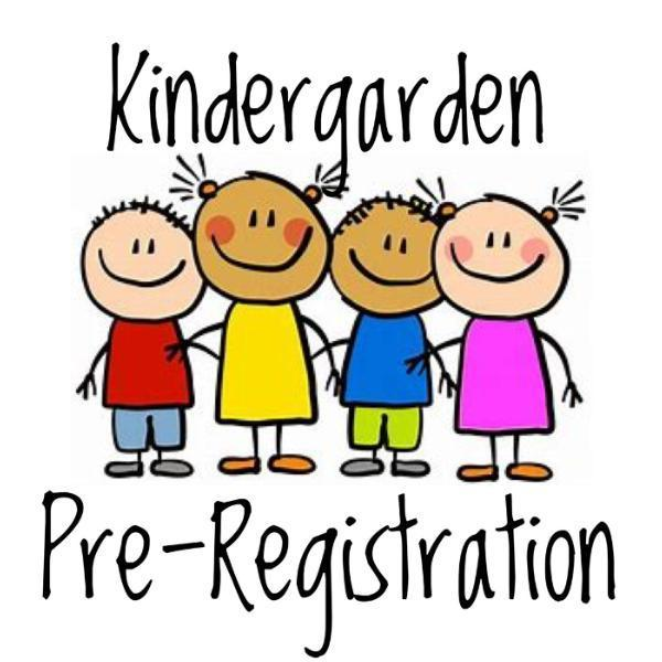 Kindergarten Pre-Registration for Fall 2021 Thumbnail Image