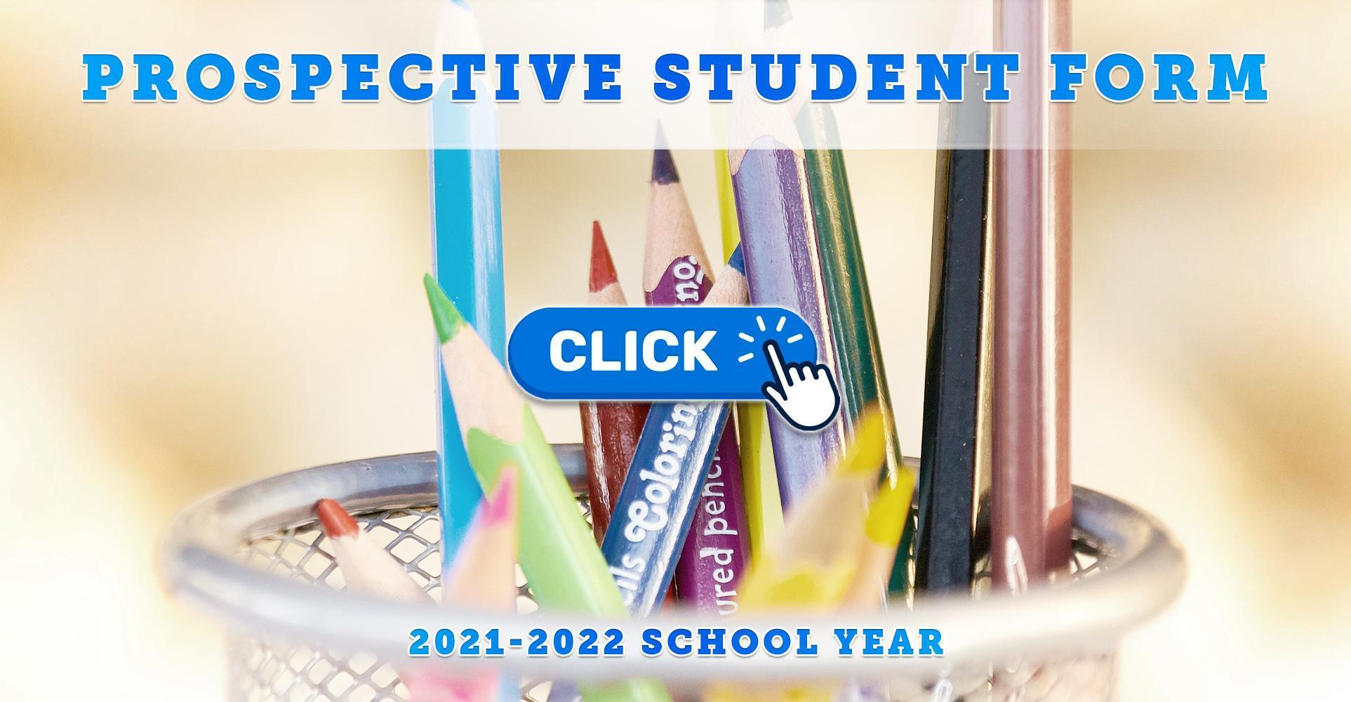 (2021-2022) Parkview Prospective Student Google Form