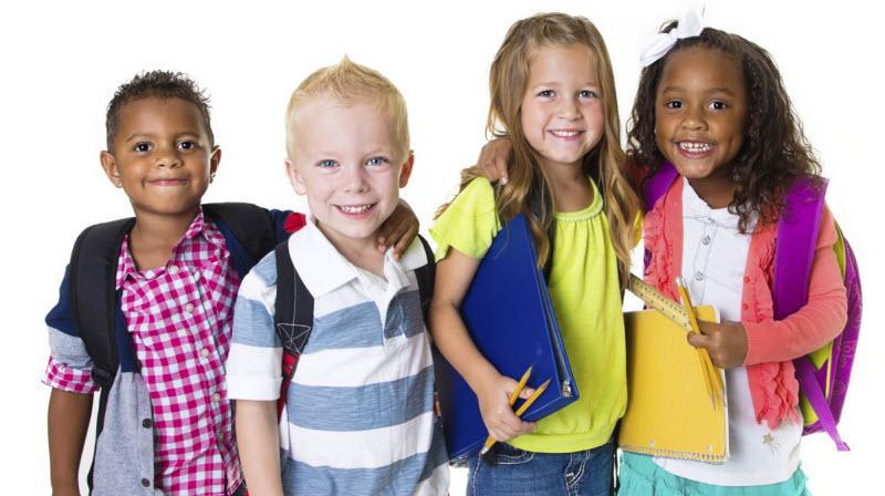 Picture of 4 students
