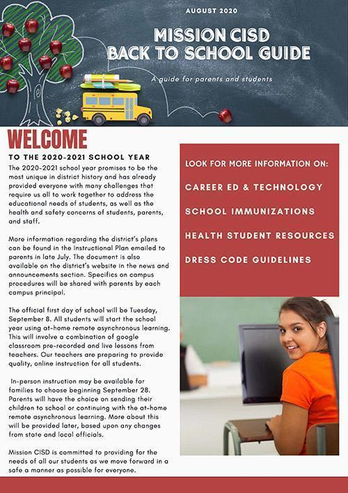 2020 Back to School Guide Featured Photo