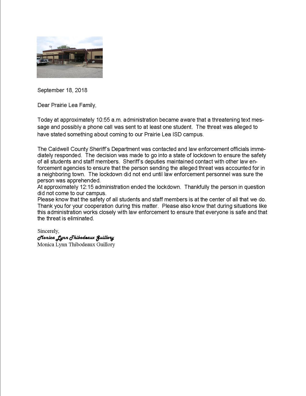Prairie Lea Independent School District