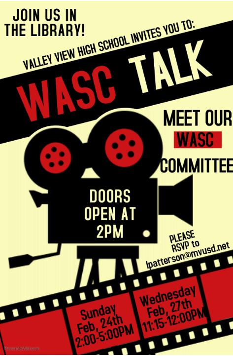 WASC TALK