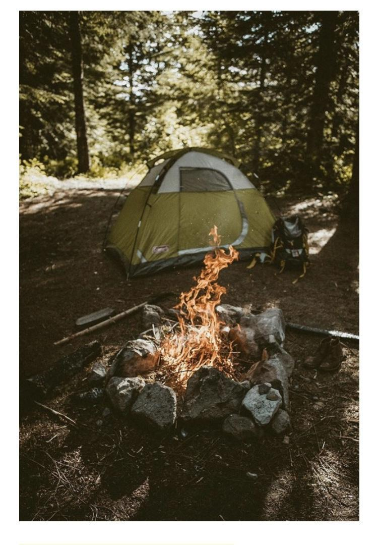 Camping - Summer 2020