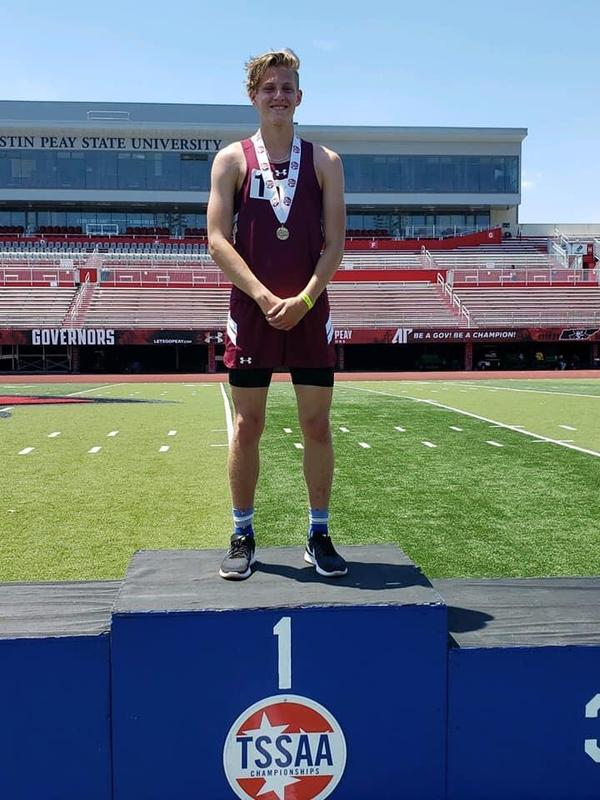 Carter Wins State