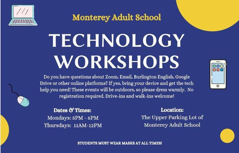Technology Workshops Featured Photo