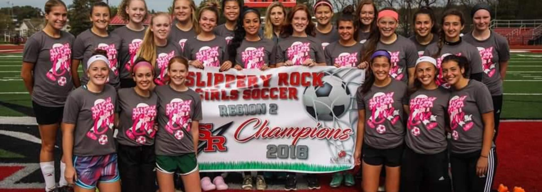 Region 2 Soccer Champs