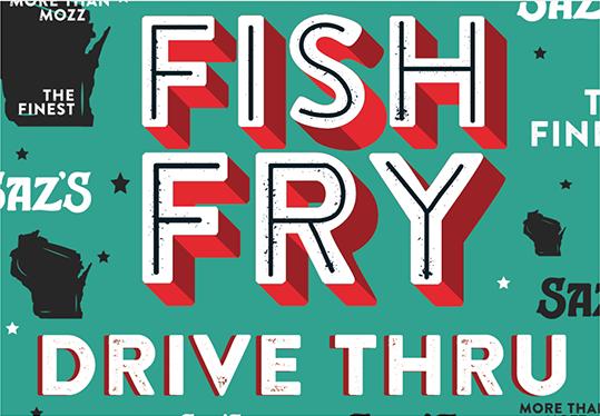 saz's fish fry logo
