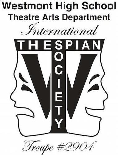 Westmont Thespian Logo