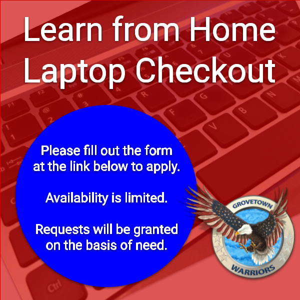 Learn from Home - Laptop Checkout Featured Photo