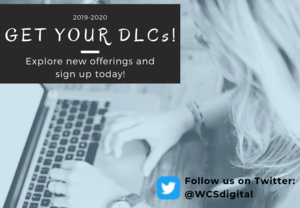 Get your DLCs! Sign up for a training session today!