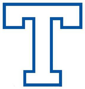 T logo image