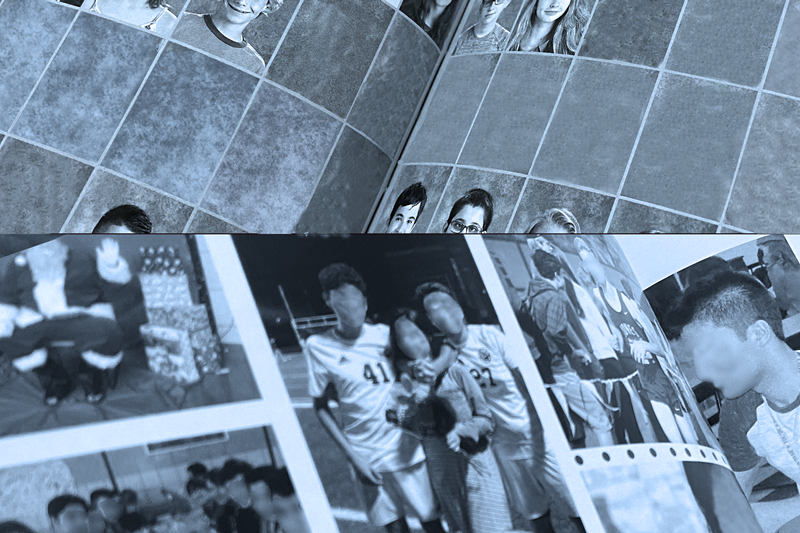 Image Yearbook without photos