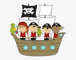 Welcome to the Pirate crew! Thumbnail Image
