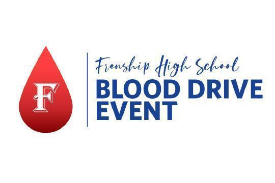 Frenship High School Blood Drive Event