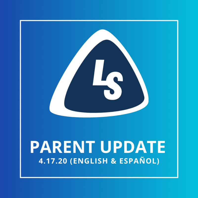 Parent Update   4.17.20 (English & Español)