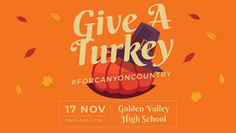 GV joins Canyon Country Community 'Give A Turkey' Event Featured Photo
