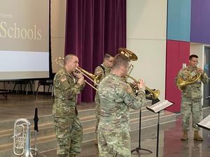 25th Infantry Band