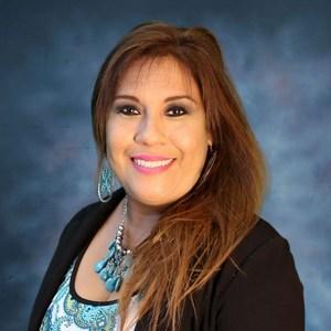 The ECC Tiger Spotlight shines on Ms. Tammie Garcia. Thumbnail Image