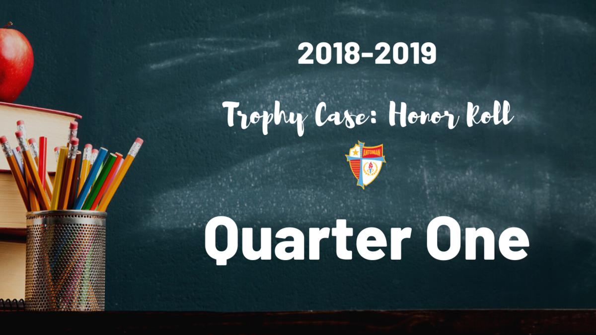 Quarter One