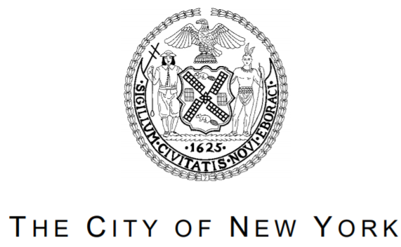city of NY logo