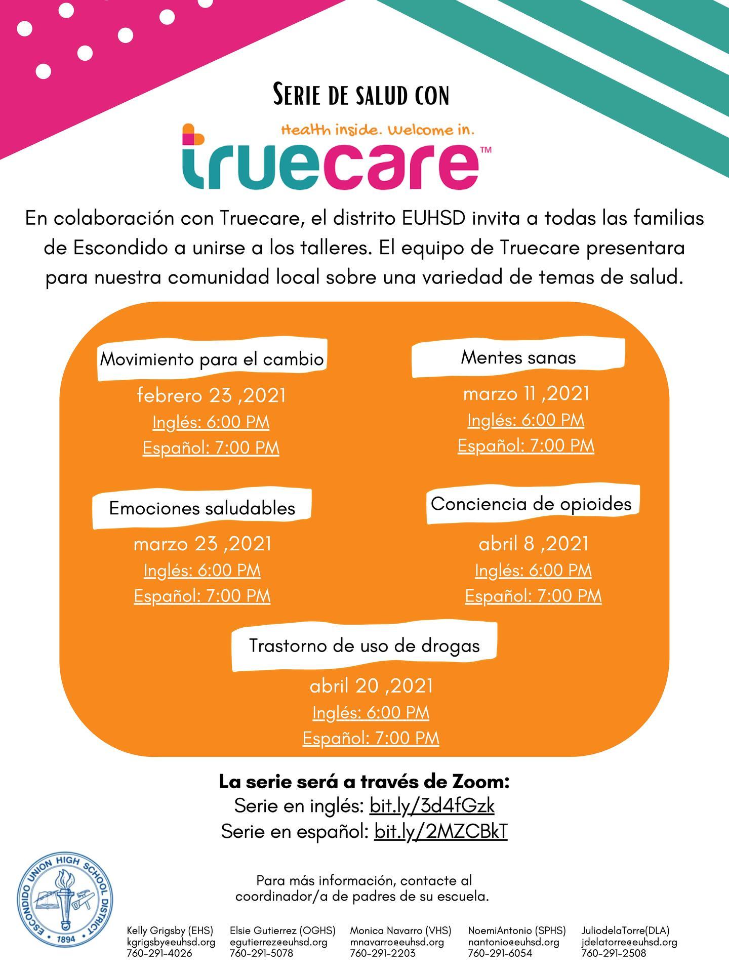 true care spanish