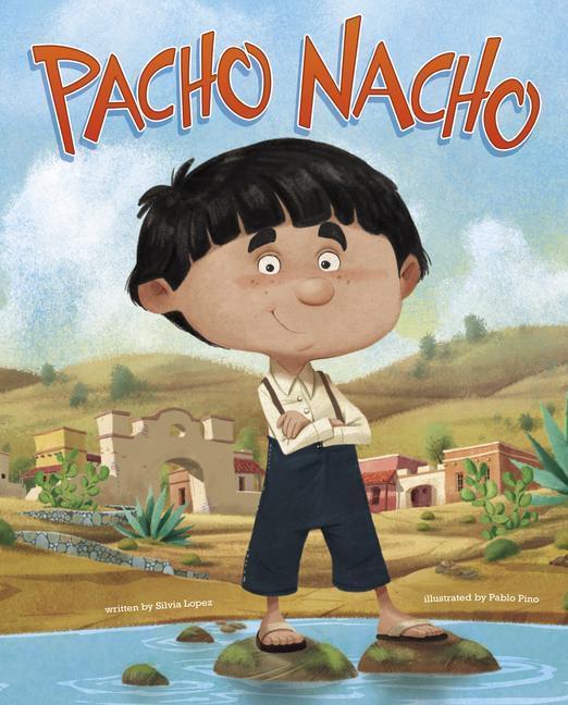 Pacho Nacho Cover