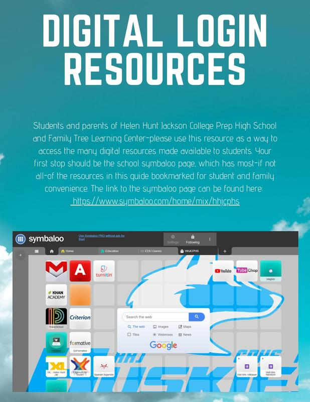 Digital Login Resources image