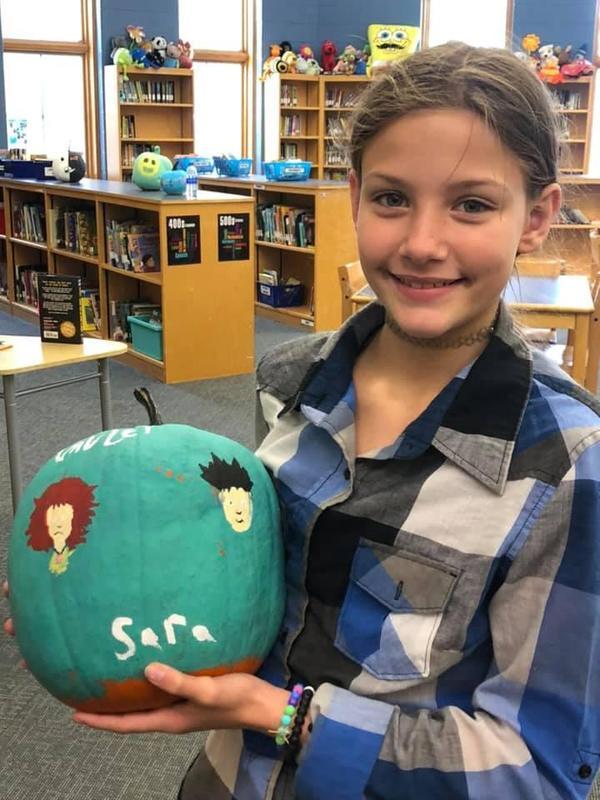 Pumpkin Decorating Contest Featured Photo
