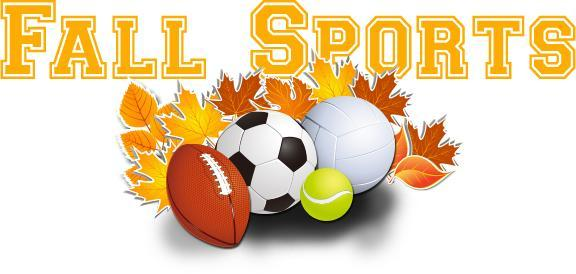 JV/Varsity Fall Sports Registrations are now open! Featured Photo