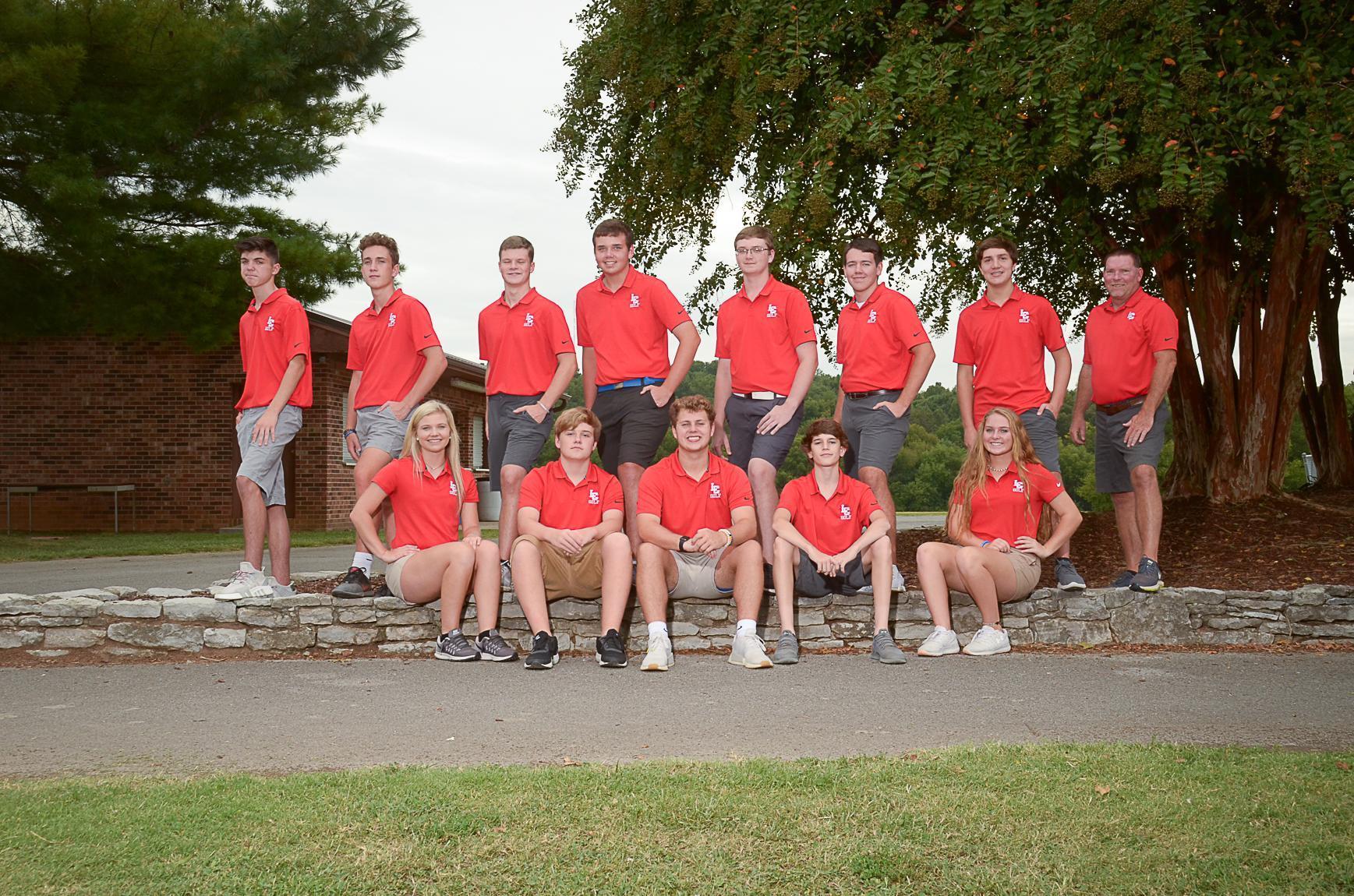 LCHS Golf