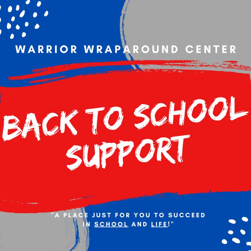 Warrior Wraparound Back To School Support Featured Photo
