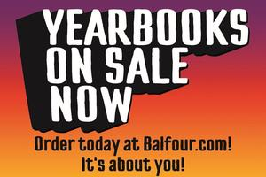 Yearbooks on Sale Now Click to Order