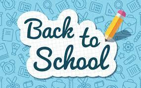 New updates regarding Back to School Featured Photo
