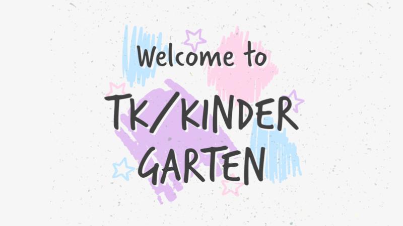 Free TK/Kinder Festival (Click here for details!) Thumbnail Image