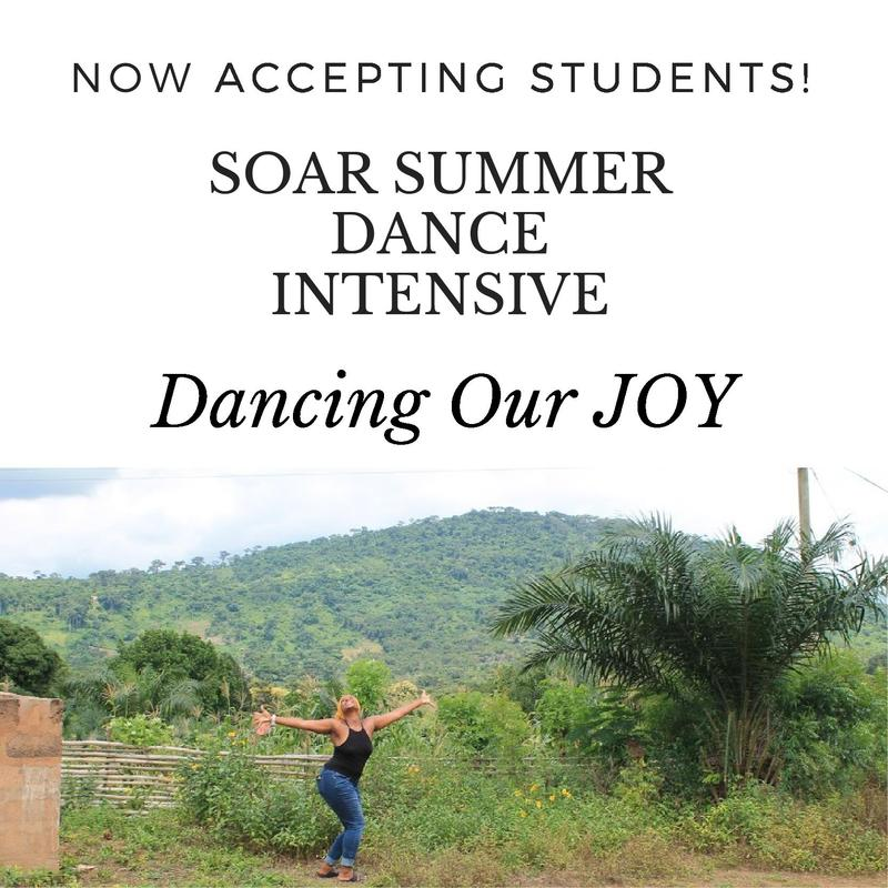 SUMMER DANCE INTENSIVE: Dancing Our Joy Thumbnail Image