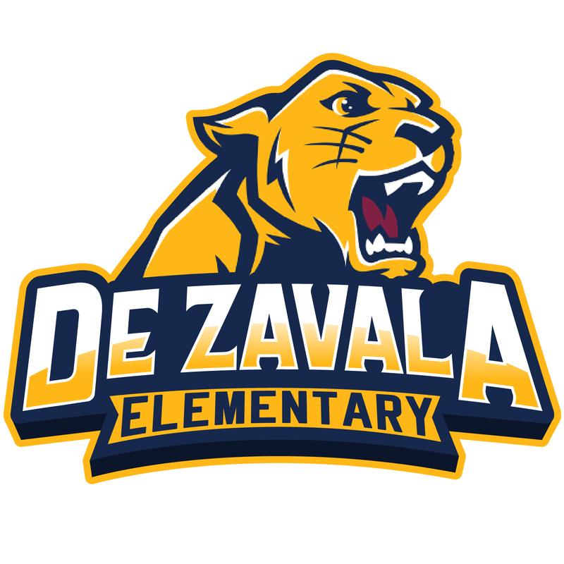 De Zavala Elementary Logo